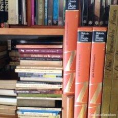 Livres d'occasion: HISTORIA DEL MUNDO INSÓLITO. TRES TOMOS. Lote 96204758