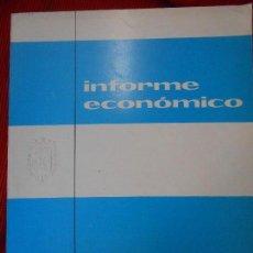 Libros de segunda mano: INFORME-ECONOMICO BANCO DE ALICANTE 1970. Lote 164791844