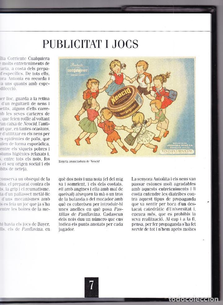 Libros de segunda mano: EL MEDICAMENT A LAPARADOR - PUBLICITAT FARMACEUTICA - 2ª PART - J PUERTO 2004 - CATALAN - Foto 2 - 96303443