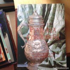 Libros de segunda mano: PLATERÍA CORDOBESA. MERCEDES VALVERDE. Lote 96408738