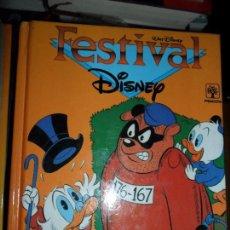 Libros de segunda mano: FESTIVAL DISNEY. Lote 96417831