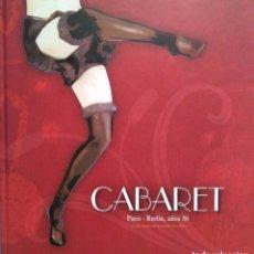 Libros de segunda mano: CABARET PARÍS-BERLÍN, AÑOS 30. COLECCIÓN DE CRISELEFANTINAS. Lote 96424527