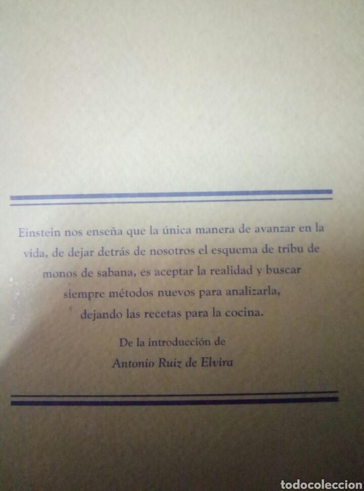 Libros de segunda mano: EL MUNDO COMO YO LO VEO . ALBERT EINSTEIN - Foto 2 - 96464203