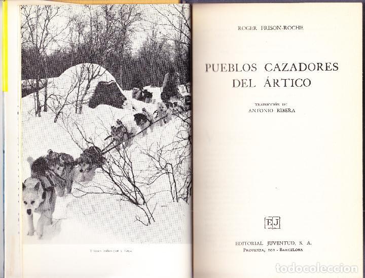 Libros de segunda mano: ARTICO - ROGER FRISON ROCHE - 1969 - Foto 2 - 96574759