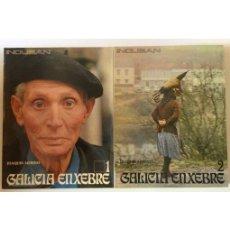 Libros de segunda mano: GALICIA ENXEBRE. TOMOS I Y II. Lote 96695791