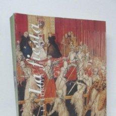 Libros de segunda mano: LA FIESTA EN LA EUROPA DE CARLOS V. PILAR DEL CASTILLO. JUAN CARLOS ELORZA GUINEA 2000.. Lote 269315053