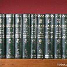 Libros de segunda mano: OBRAS DE VÍCTOR HUGO (LORENZANA: 9 TOMOS) - HUGO, VICTOR. Lote 96769147