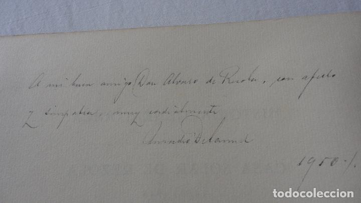 Libros de segunda mano: AMADEO DELAUNET ESNAOLA.HISTORIA GENEALOGICA CASA SOLAR DE REZOLA.1480-1949. SAN SEBASTIAN 1949. - Foto 4 - 96934391