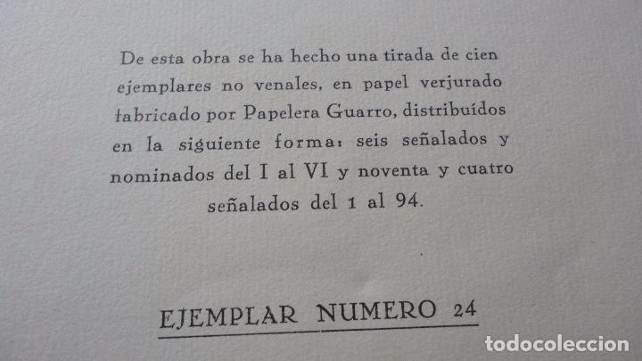 Libros de segunda mano: AMADEO DELAUNET ESNAOLA.HISTORIA GENEALOGICA CASA SOLAR DE REZOLA.1480-1949. SAN SEBASTIAN 1949. - Foto 5 - 96934391