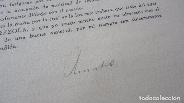 Libros de segunda mano: AMADEO DELAUNET ESNAOLA.HISTORIA GENEALOGICA CASA SOLAR DE REZOLA.1480-1949. SAN SEBASTIAN 1949. - Foto 8 - 96934391