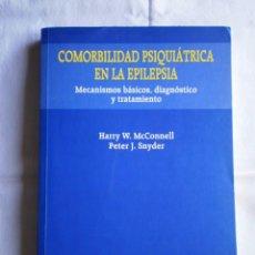Libros de segunda mano: COMORBILIDAD PSIQUIATRICA EN LA EPILEPSIA. Lote 96954627