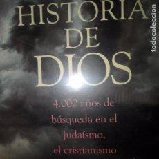 Libros de segunda mano: UNA HISTORIA DE DIOS, KAREN ARMSTRONG, ED. CÍRCULO DE LECTORES, PRECINTADO. Lote 96963711