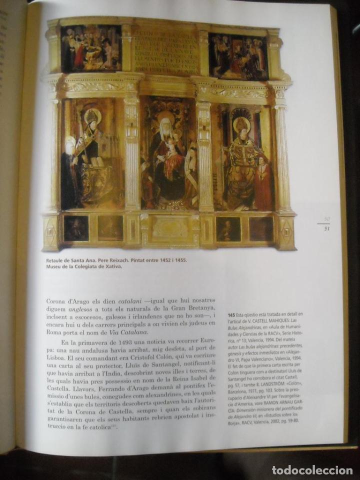 Libros de segunda mano: ELS BORJA VALENCIANS - Foto 4 - 97033735