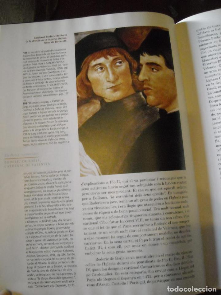 Libros de segunda mano: ELS BORJA VALENCIANS - Foto 5 - 97033735