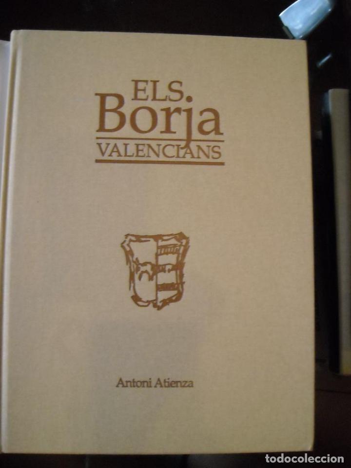 Libros de segunda mano: ELS BORJA VALENCIANS - Foto 6 - 97033735