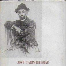 Libros de segunda mano: UNAMUNO Y SUS AMIGOS CATALANES / J. TARIN IGLESIAS. BCN : PEÑISCOLA, 1966. 17X12CM. 193 P.. Lote 97068367