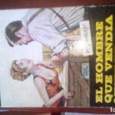Libros de segunda mano: EL HOMBRE QUE VENDIA MUERTE - MUNRO, JAMES. Lote 97080975