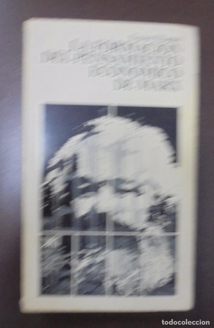 LA FORMACION DEL PENSAMIENTO ECONOMICO DE MARX. ERNEST MANDEL. 6º EDICION. 1974 (Libros de Segunda Mano - Pensamiento - Otros)