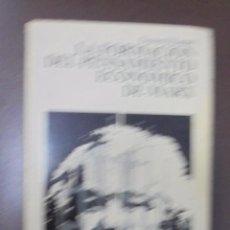 Libros de segunda mano: LA FORMACION DEL PENSAMIENTO ECONOMICO DE MARX. ERNEST MANDEL. 6º EDICION. 1974. Lote 97100755