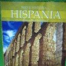 Libros de segunda mano: BREVE HISTORIA DE HISPANIA. JORGE PISA SANCHEZ. Lote 97102235