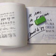 Libros de segunda mano: ANTE PROYECTO PARA LA INAUGURACIÓN OLÍMPICA. OLIMPIADAS DE BARCELONA 92. FURA DELS BAUS.. Lote 97113023