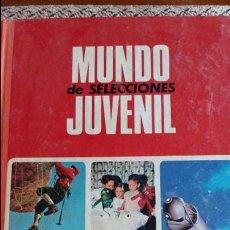 Libros de segunda mano: MUNDO DE SELECCIONES JUVENIL. 1º EDICION 1965. Lote 97113235