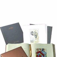 Libros de segunda mano: ENSAYOS DE MONTAIGNE. DALÍ. EDITORIAL ARTIKA.. Lote 172630844