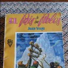 Libros de segunda mano: EL PAIS DE LAS PIELES. JULIO VERNE. SOPENA. 1954. Lote 97134595