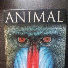 Libros de segunda mano: ANIMAL: LA DEFINITIVA E IMPACIENTE GUÍA VISUAL DE LA VIDA SALVAJE EN NUESTRO PLANETA. DAVID BURNIE. Lote 97344751