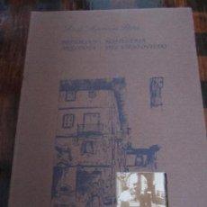 Libros de segunda mano: HOSTELERIA DEL VIEJO OVIEDO. HISTORIA Y ANECDOTA. LUIS ARRONES PEON. RECOPILACION DE REPORTAJES PUBL. Lote 97392539