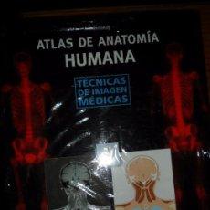 Libros de segunda mano: ATLAS DE ANATOMÍA HUMANA, ANDRÁS CSILLAG, ED. KONEMANN, PRECINTADO. Lote 97487535
