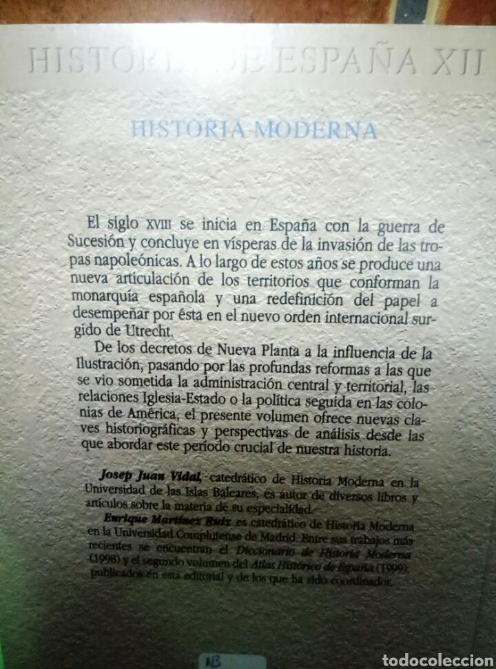 Libros de segunda mano: Política interior y exterior de los Borbones, Historia de España-Historia moderna de España, NUEVO - Foto 2 - 97499754