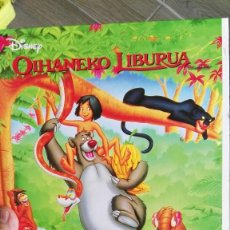 Libros de segunda mano: LIBRO TAPA DURA EUSKERA LIBRO SELVA. Lote 97502223