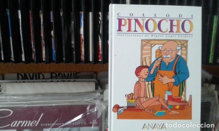 PINOCHO,COLLODI ANAYA (Libros de Segunda Mano - Literatura Infantil y Juvenil - Otros)