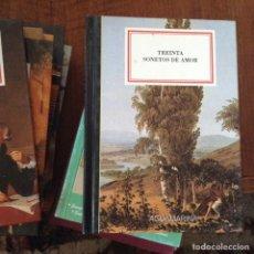 Libros de segunda mano: AGUAMARINA. MARIO MUCHNIK. ONCE LIBROS. Lote 97608175