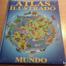 Libros de segunda mano - ATLAS ILUSTRADO DEL MUNDO - 97676355