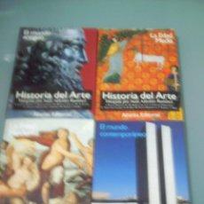 Libros de segunda mano: HISTORIA DEL ARTE - JUAN ANTONIO RAMÍREZ (DIR.).. Lote 97714551