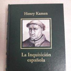Libros de segunda mano: LA INQUISICIÓN ESPAÑOLA HENRY KAMEN. Lote 97715611