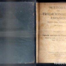 Libros de segunda mano: HISTORIA DEL TRADICIONALISMO ESPAÑOL. TOMO V.- FERRER, M. / TEJERA, D. / F. ACEDO, J.- A-CAR-125. Lote 97721531