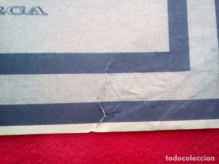 Libros de segunda mano: TUBAL GARCIA LORCA CARTEL EXPOSICION ARTISTA SEVILLANO SOLRAC LIBRERIA FULMEN 1971 44X31 FEMINISMO - Foto 3 - 97766195