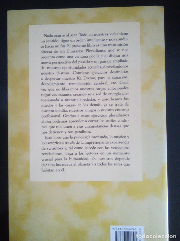 Libros de segunda mano: Manual de ejercicios pleyadianos - Amorah Quan Yin - Obelisco 2013 - Foto 2 - 97777799