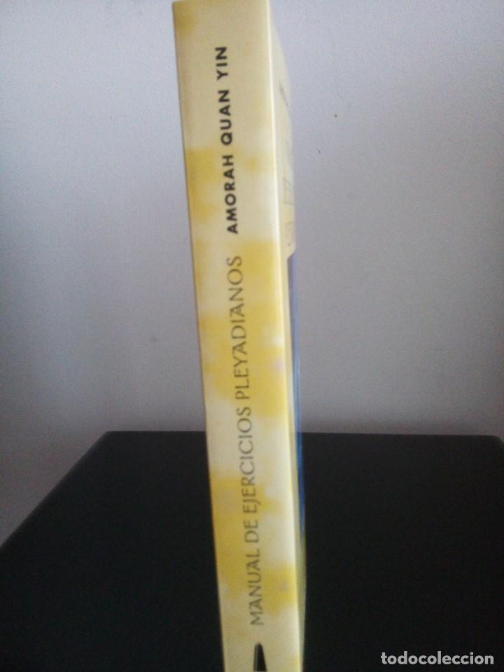 Libros de segunda mano: Manual de ejercicios pleyadianos - Amorah Quan Yin - Obelisco 2013 - Foto 3 - 97777799