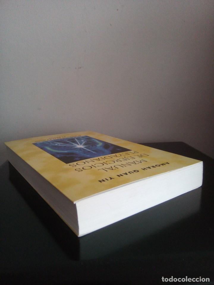 Libros de segunda mano: Manual de ejercicios pleyadianos - Amorah Quan Yin - Obelisco 2013 - Foto 4 - 97777799