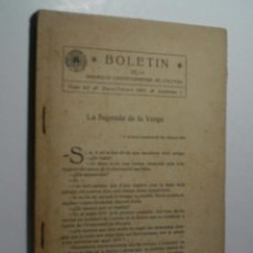 BOLETIN DE LA SOCIEDAD CASTELLONENSE DE CULTURA. TOMO XII - ENERO-FEBRERO 1931 - CUADERNO I
