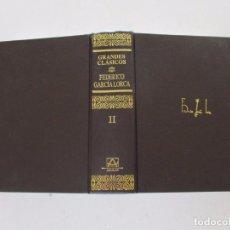 Libros de segunda mano: FEDERICO GARCÍA LORCA. OBRAS COMPLETAS. TOMO II. RM83024. . Lote 97824671