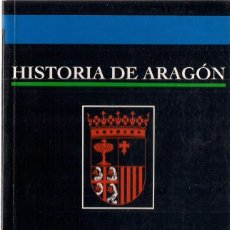 Libros de segunda mano: HISTORIA DE ARAGÓN (GUÍA DIDÁCTICA). DIRECTOR HISTÓRICO Y TEXTOS: JOSÉ LUIS CORRAL LAFUENTE. 1992. Lote 97843039