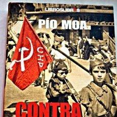 Libros de segunda mano: CONTRA LA MENTIRA - MOA, PÍO. Lote 97883979