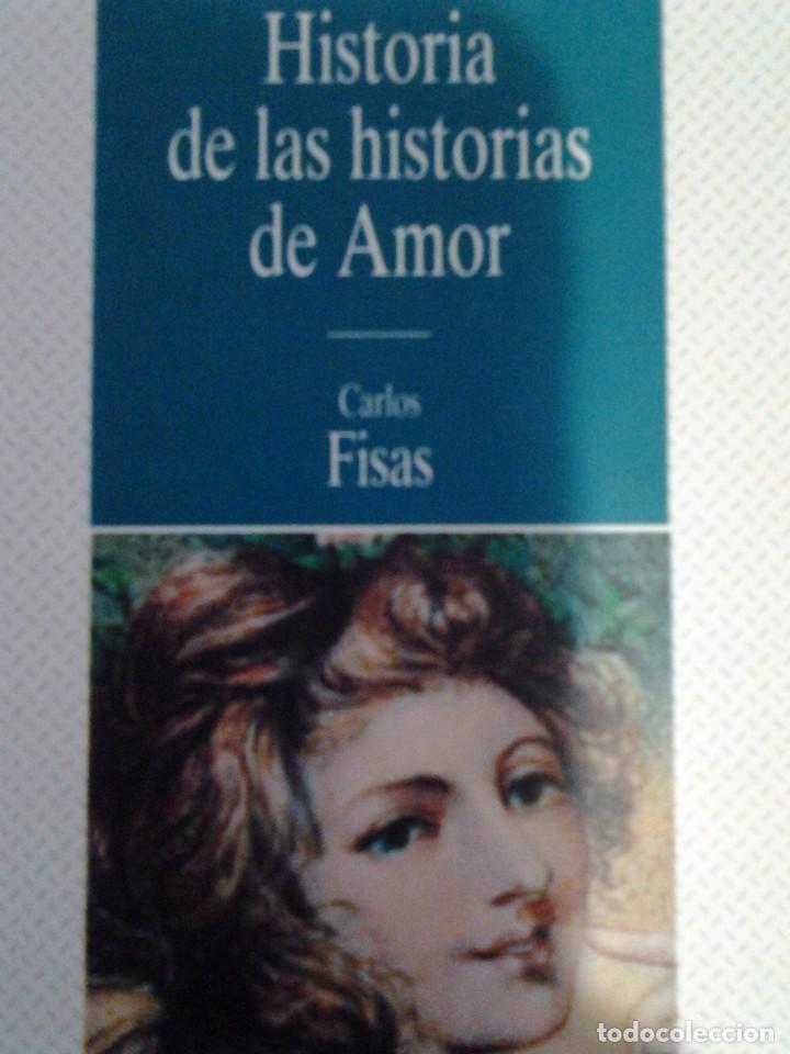 HISTORIA DE LAS HISTORIAS. CARLOS FISAS (Libros de Segunda Mano - Historia - Otros)