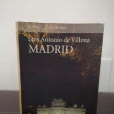 Libros de segunda mano: LUIS ANTONIO DE VILLENA - MADRID - PENÍNSULA, 2004, 1ª ED. - NUEVO - ESCASO. Lote 97963843