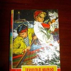 Libros de segunda mano: LA VUELTA AL MUNDO DE DOS PILLETES / CONDE DE LA VAULX Y A. GALOPIN (COLECCIÓN IRIS ; 2). Lote 97979931